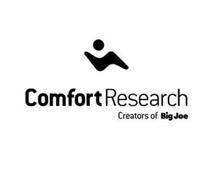 COMFORT RESEARCH CREATORS OF BIG JOE