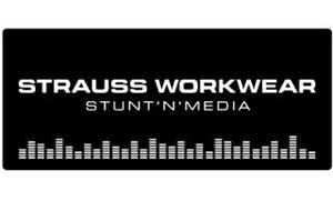 STRAUSS WORKWEAR STUNT'N'MEDIA