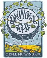 DRUMROLL APA AMERICAN PALE ALE ODELL BREWING CO.
