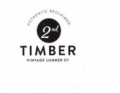 AUTHENTIC RECLAIMED 2ND TIMBER VINTAGE LUMBER CO