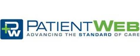 P+W PATIENTWEB ADVANCING THE STANDARD OF CARE