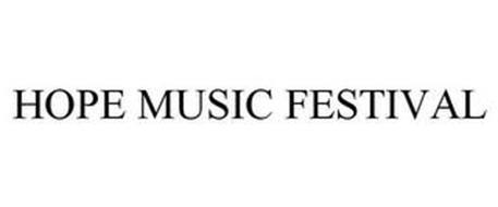 HOPE MUSIC FESTIVAL