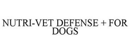 NUTRI-VET DEFENSE + FOR DOGS
