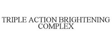 TRIPLE ACTION BRIGHTENING COMPLEX