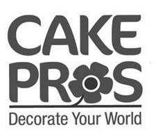 CAKE PROS DECORATE YOUR WORLD