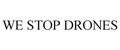 WE STOP DRONES
