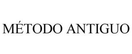 MÉTODO ANTIGUO