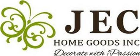 JEC HOME GOODS INC DECORATE WITH PASSION