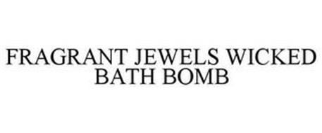 FRAGRANT JEWELS WICKED BATH BOMB