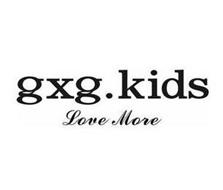 GXG.KIDS LOVE MORE