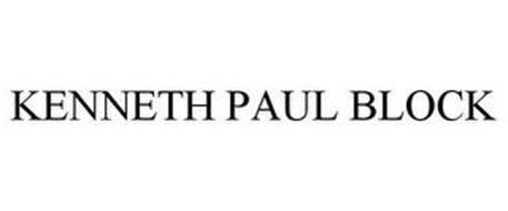 KENNETH PAUL BLOCK