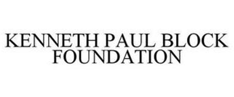 KENNETH PAUL BLOCK FOUNDATION