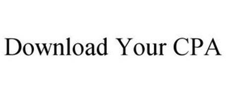 DOWNLOAD YOUR CPA
