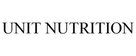 UNIT NUTRITION