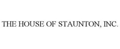 THE HOUSE OF STAUNTON, INC.