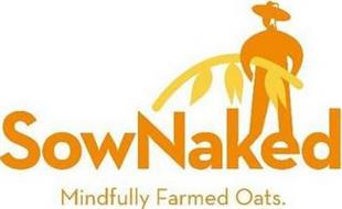 SOWNAKED MINDFULLY FARMED OATS.
