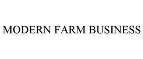 MODERN FARM BUSINESS