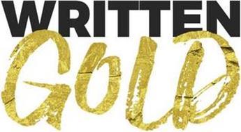 WRITTEN GOLD