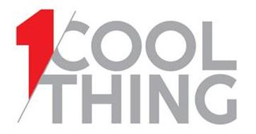 1 COOL THING