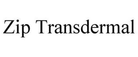 ZIP TRANSDERMAL