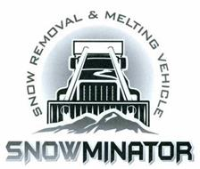 SNOWMINATOR SNOW REMOVAL & MELTING VEHICLE
