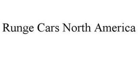 RUNGE CARS NORTH AMERICA