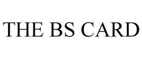 THE BS CARD