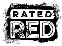 RATED RED