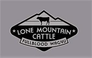 LONE MOUNTAIN CATTLE FULLBLOOD WAGYU