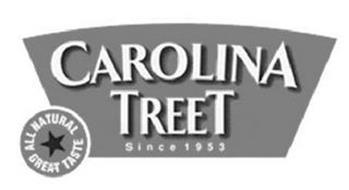 CAROLINA TREET SINCE 1953 ALL NATURAL GREAT TASTE