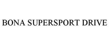 BONA SUPERSPORT DRIVE