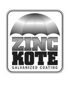 ZINC KOTE GALVANIZED COATING