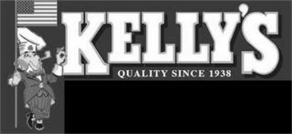 KELLY'S QUALITY SINCE 1938