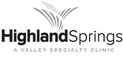 HIGHLAND SPRINGS A VALLEY SPECIALTY CLINIC