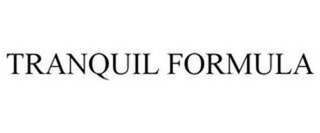 TRANQUIL FORMULA