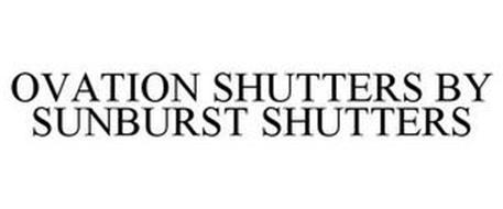 OVATION SHUTTERS BY SUNBURST SHUTTERS