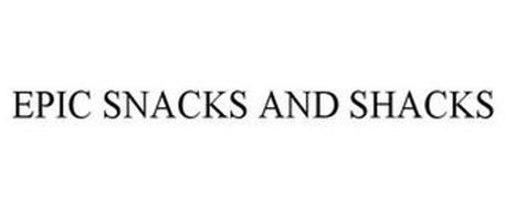 EPIC SNACKS AND SHACKS