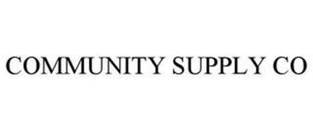 COMMUNITY SUPPLY CO