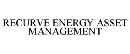 RECURVE ENERGY ASSET MANAGEMENT
