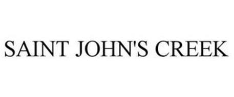 SAINT JOHN'S CREEK