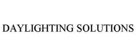 DAYLIGHTING SOLUTIONS