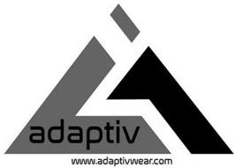 ADAPTIV WWW.ADAPTIVWEAR.COM