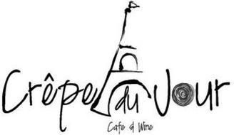 CREPE DU JOUR CAFE & WINE