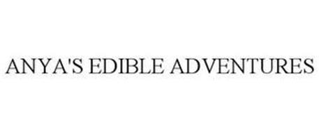 ANYA'S EDIBLE ADVENTURES