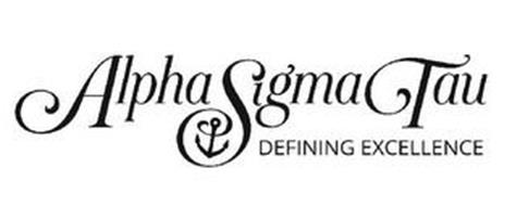 ALPHA SIGMA TAU DEFINING EXCELLENCE