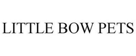 LITTLE BOW PETS