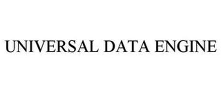 UNIVERSAL DATA ENGINE