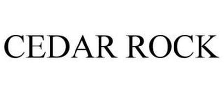 CEDAR ROCK