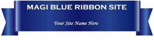 MAGI BLUE RIBBON SITE