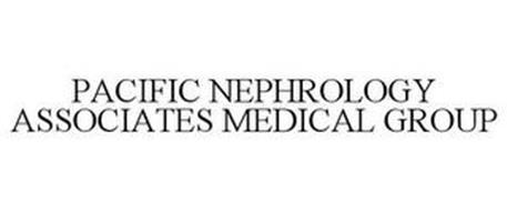 PACIFIC NEPHROLOGY ASSOCIATES MEDICAL GROUP